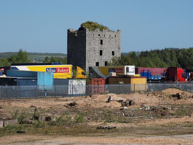 Almond Castle