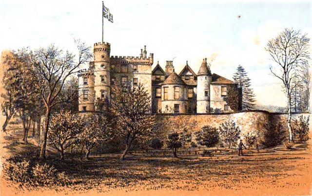 Ardencaple Castle