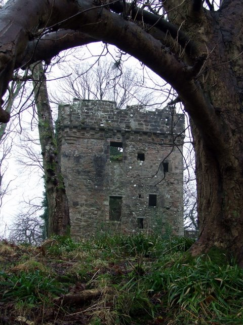 Ardgowan Castle