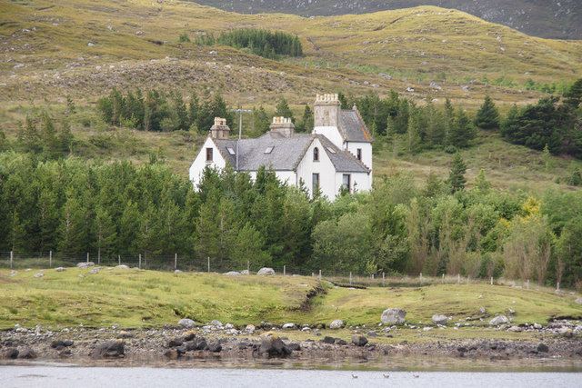 Ardvourlie Castle