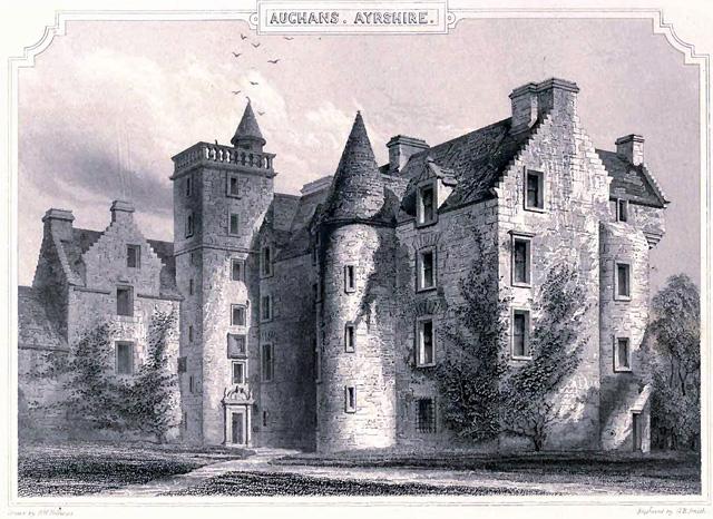 Auchans Castle