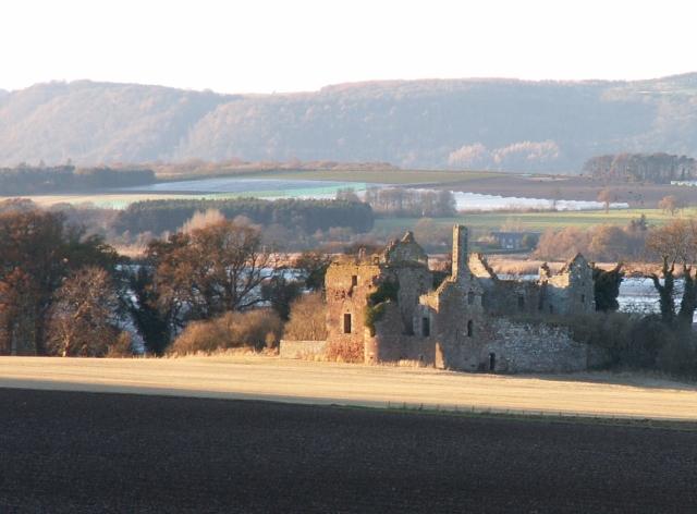 Ballinbreich Castle