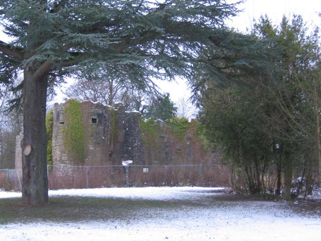 Ballumbie Castle