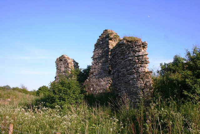 Black Castle of Moulin