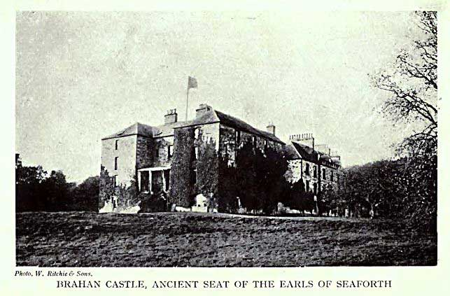 Brahan Castle