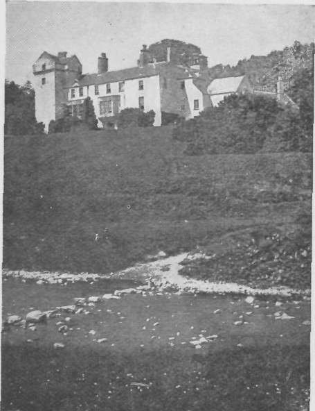 Branxholme Castle
