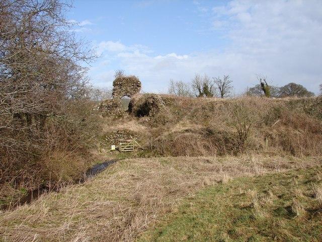 Buittle Castle