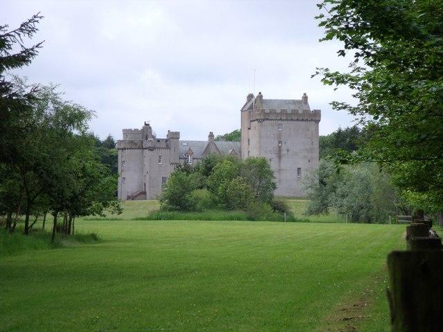 Cairnbulg Castle