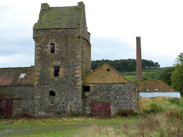 Collairnie Castle