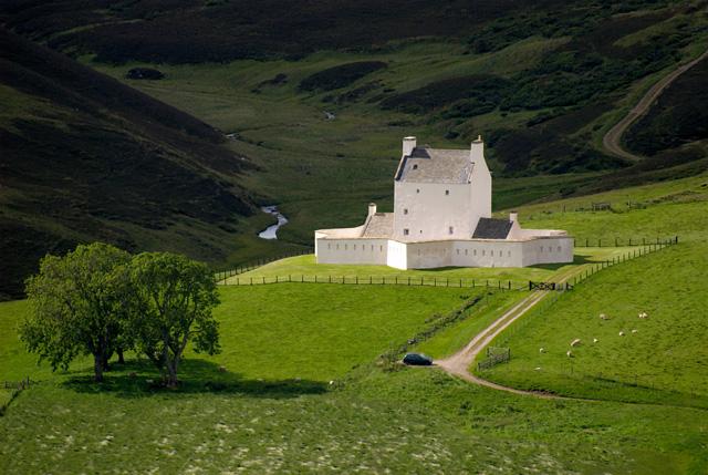 Corgarff Castle
