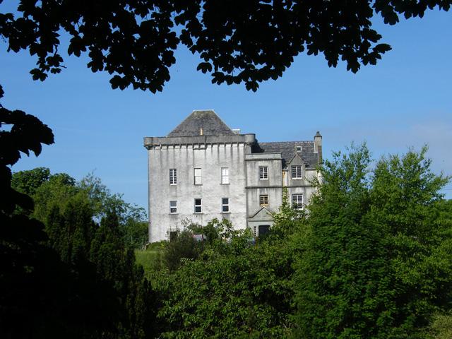 Craignish Castle
