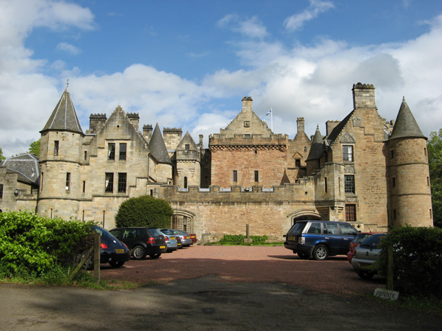 Dalzell House