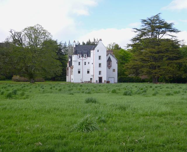 Erchless Castle