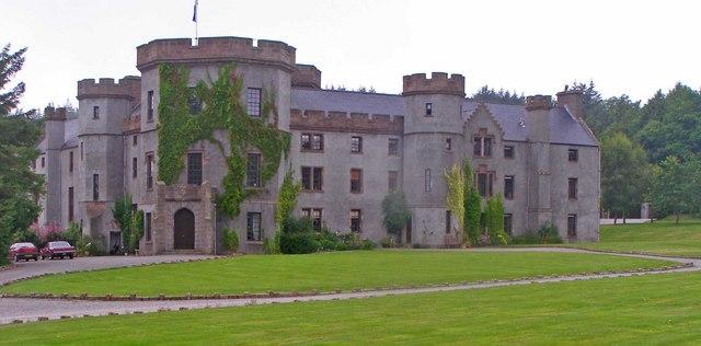 Fetteresso Castle