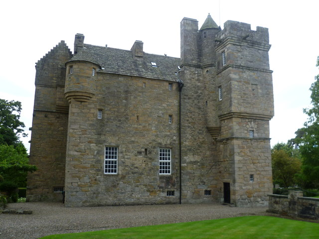 Fordell Castle