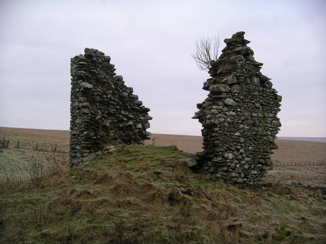Gamelshiel Castle