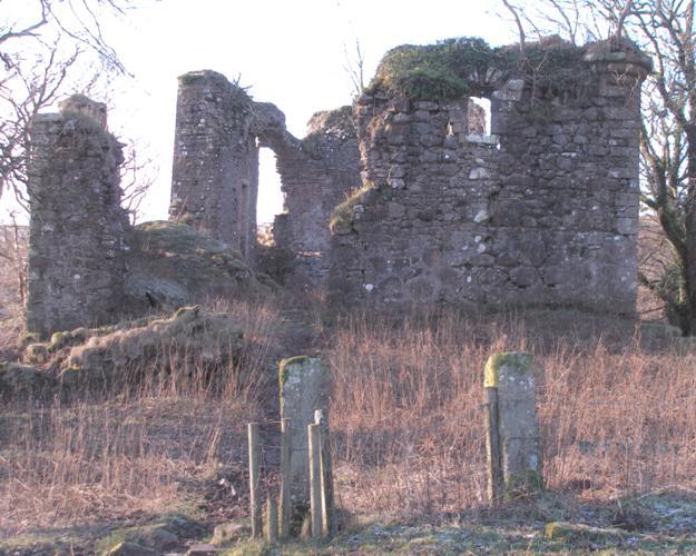 Glengarnock Castle