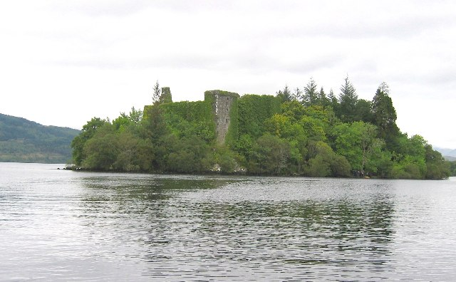 Innes Chonnel Castle