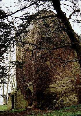Kilmahew Castle