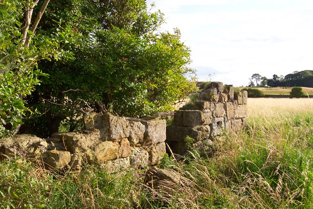 Kilspindie Castle