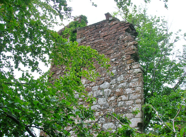 Kingencleugh Castle