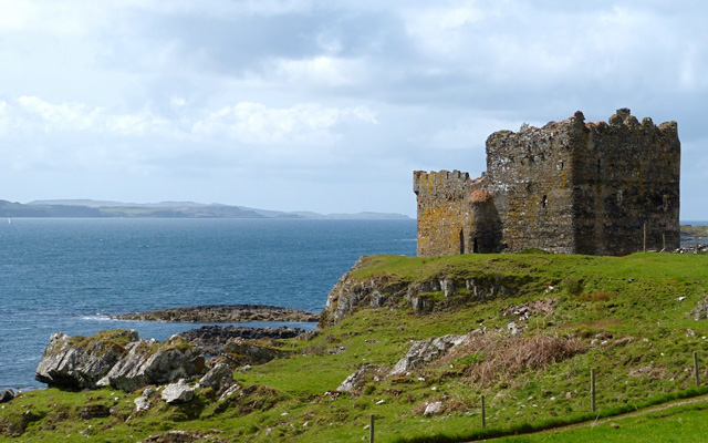 Mingarry Castle