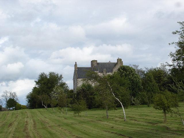 Ochiltree Castle