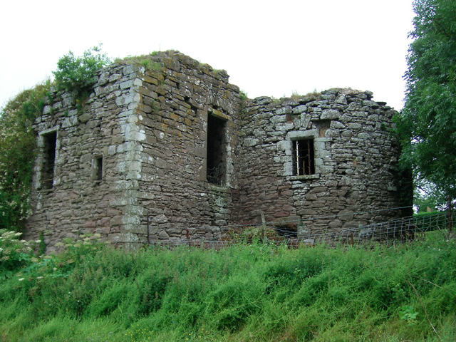 Powrie Castle