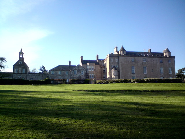 Sundrum Castle
