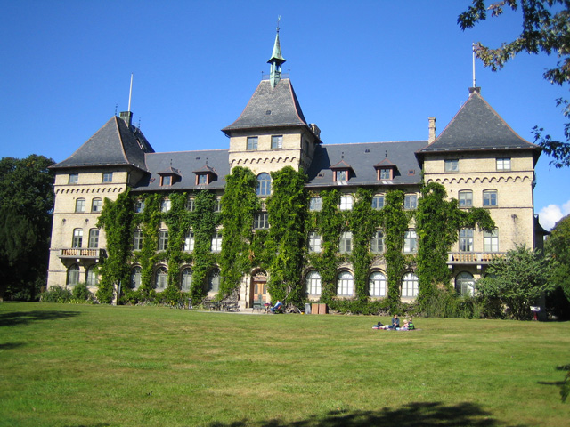 Alnarp Castle