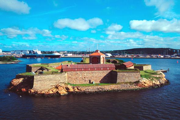 Alvsborg fortress