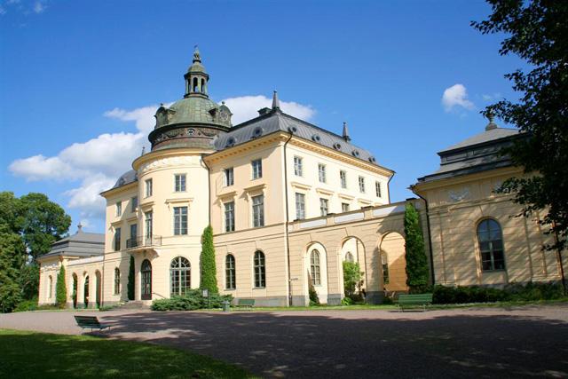 Bjarka-Saby Castle