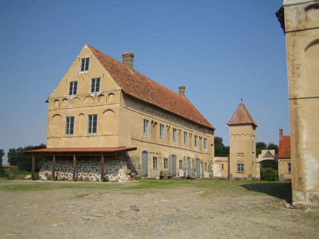 Bjarsjoholm Castle