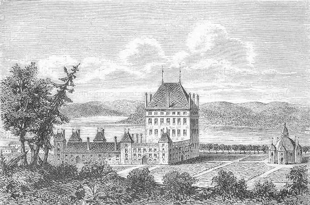 Braborg Castle