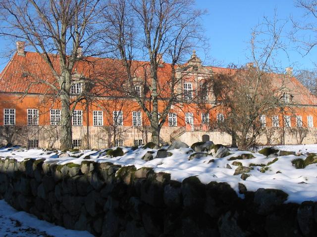 Fiholm Castle