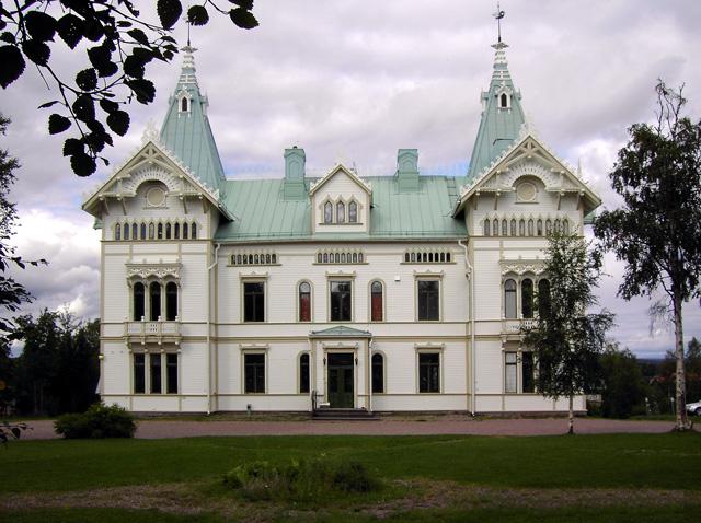 Fjallnas Castle