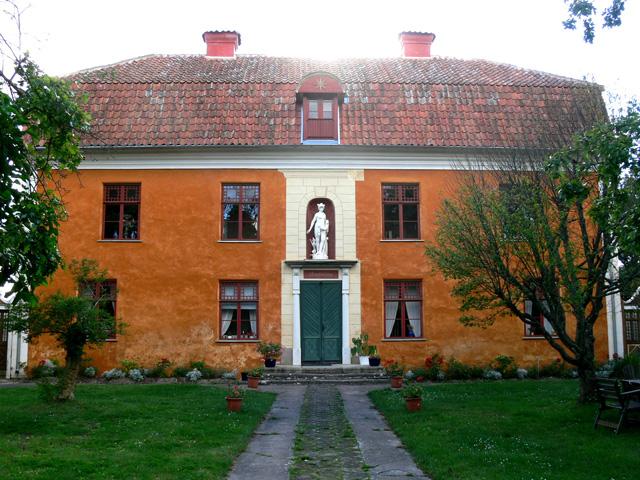 Katthamra Mansion