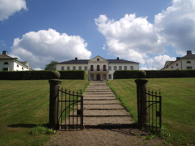 Naas Castle