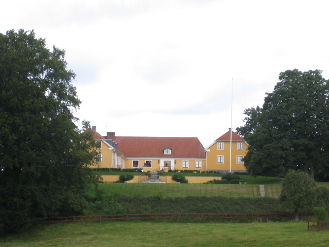 Nasbyholm Castle