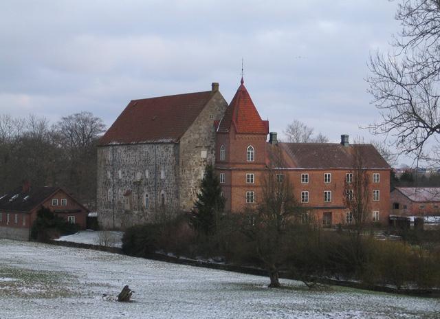 Orup Castle