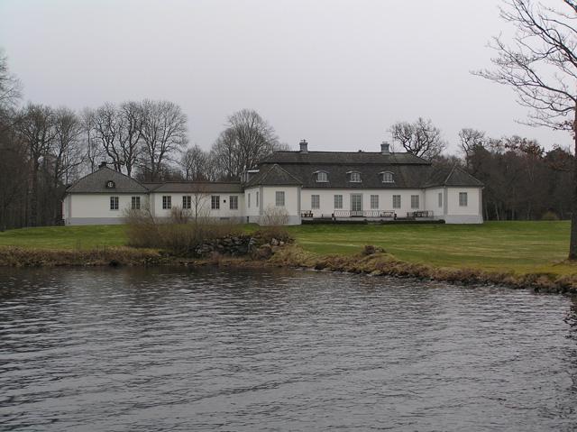 Rossjoholm Castle