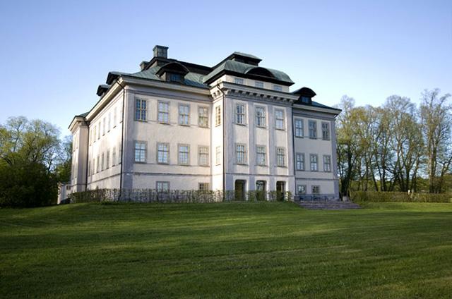 Salsta Castle