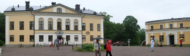 Taxinge-Nasby Castle