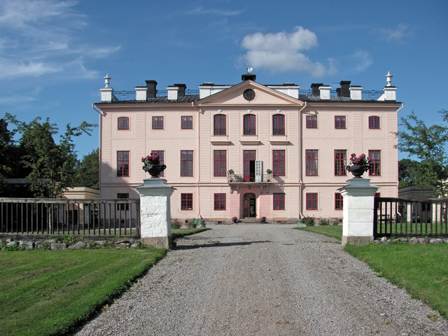 Tistad Castle