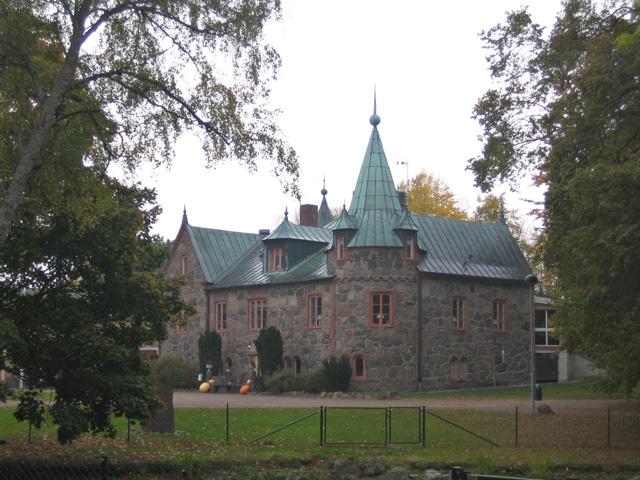 Vannarod Castle