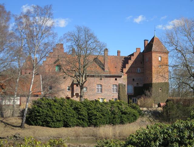 Vegeholm Castle