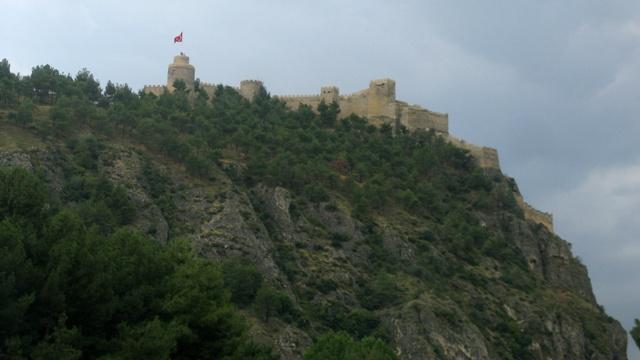 Boyabat Castle