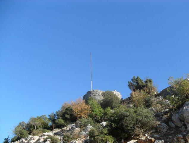 Yeniyurt Castle