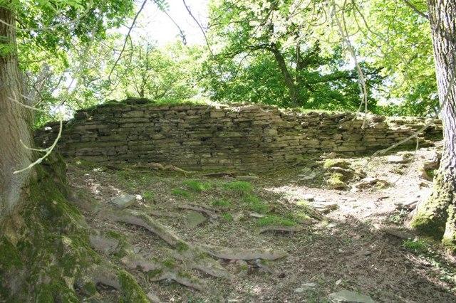 Aberedw Castle