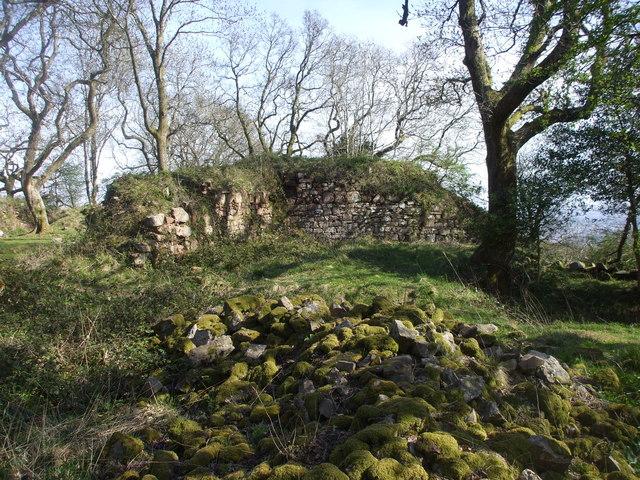 Morgraig Castle